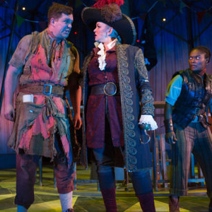 REVIEW: Peter Pan is a Swashbuckling Musical Adventure