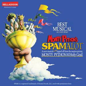 ANNOUNCEMENT: Spamalot UK Tour