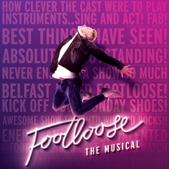 ANNOUNCEMENT: Footloose UK Tour