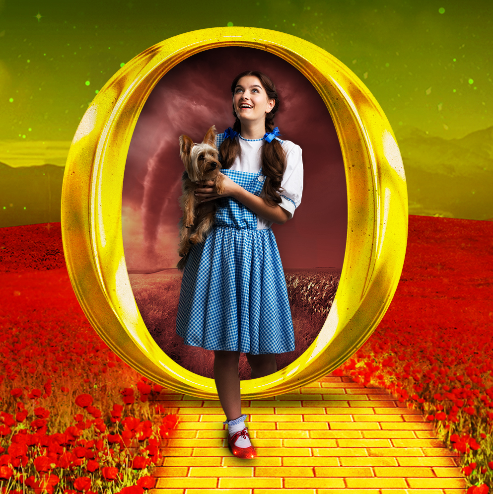 ANNOUNCEMENT: Holly Tandy Starring As Dorothy