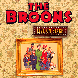 UPDATE: The Broons Arrive On Stage
