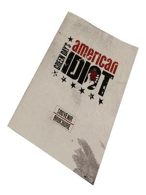American Idiot Souvenir Brochure