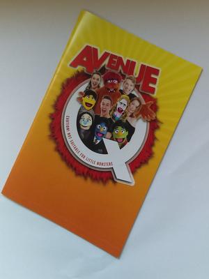 Avenue Q Programme