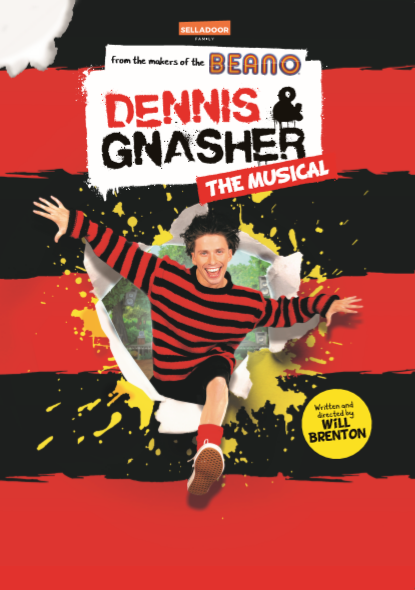 ANNOUNCEMENT: Rory Maguire to star as Dennis in Dennis & Gnasher