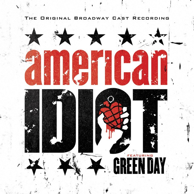 American Idiot Original Broadway Cast Recording