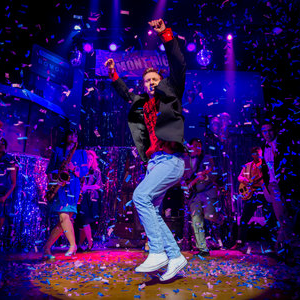 REVIEW: Footloose at the Peacock Theatre in London