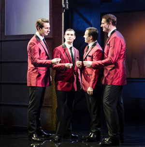 REVIEW: Jersey Boys at Dubai Opera House