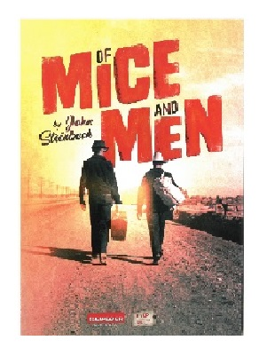 Of Mice and Men Souvenir Brochure