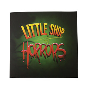 Little Shop of Horrors Souvenir Brochure
