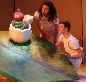 REVIEW: The Very Hungry Caterpillar Is Dazzling Audiences At The DR2 Theatre in New York
