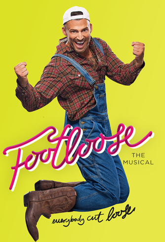 UPDATE: Footloose The Musical rescheduled tour cast announced