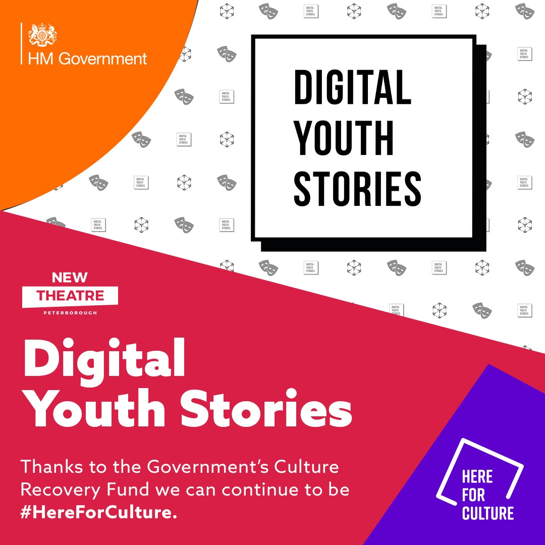 ANNOUNCEMENT: Peterborough New Theatre and Brooklyn Youth Company launch workshops for young story tellerds