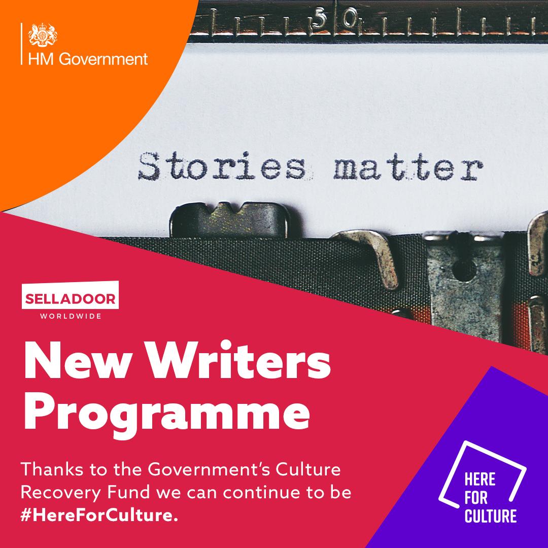 ANNOUNCEMENT: Selladoor Worldwide launch New Writers Programme