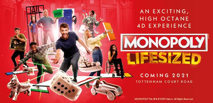 Monopoly Lifesized