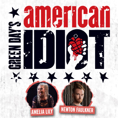 ANNOUNCEMENT: American Idiot Returns to the Arts Theatre