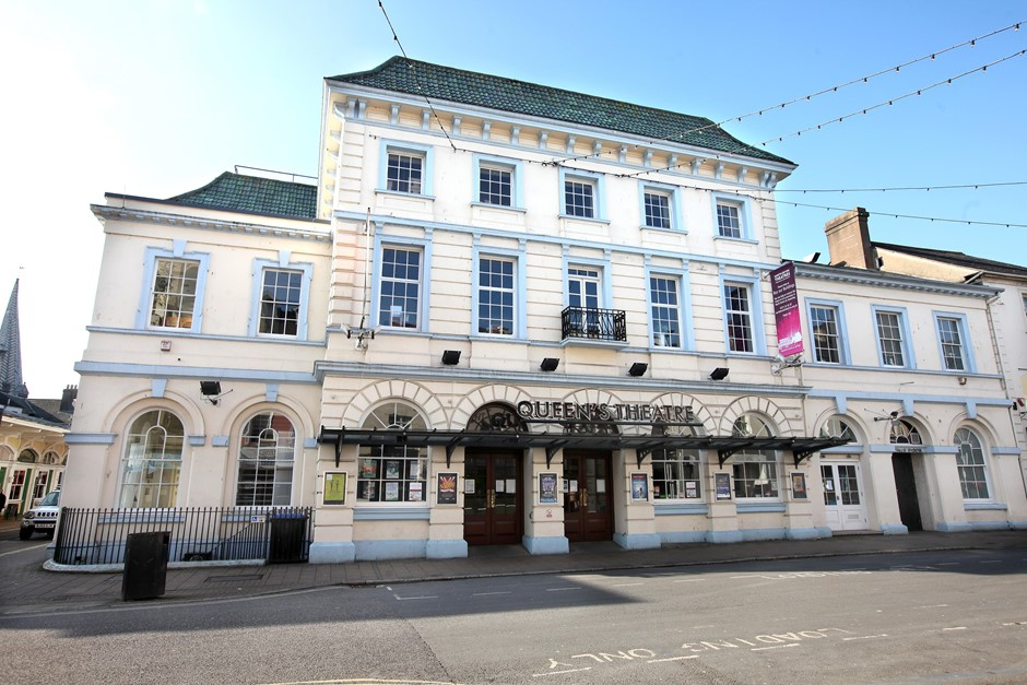 ANNOUNCEMENT: Selladoor wins tender to run Queen's Theatre Barnstaple & Landmark Theatre Ilfracombe