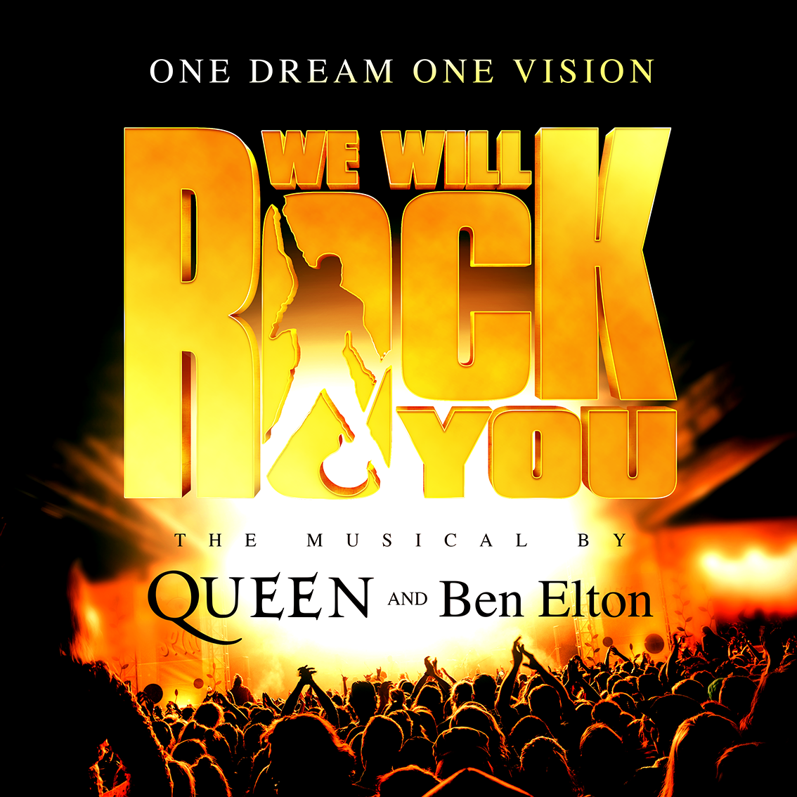 ANNOUNCEMENT: A major worldwide tour of Queen & Ben Elton's electrifying hit musical - We Will Rock You