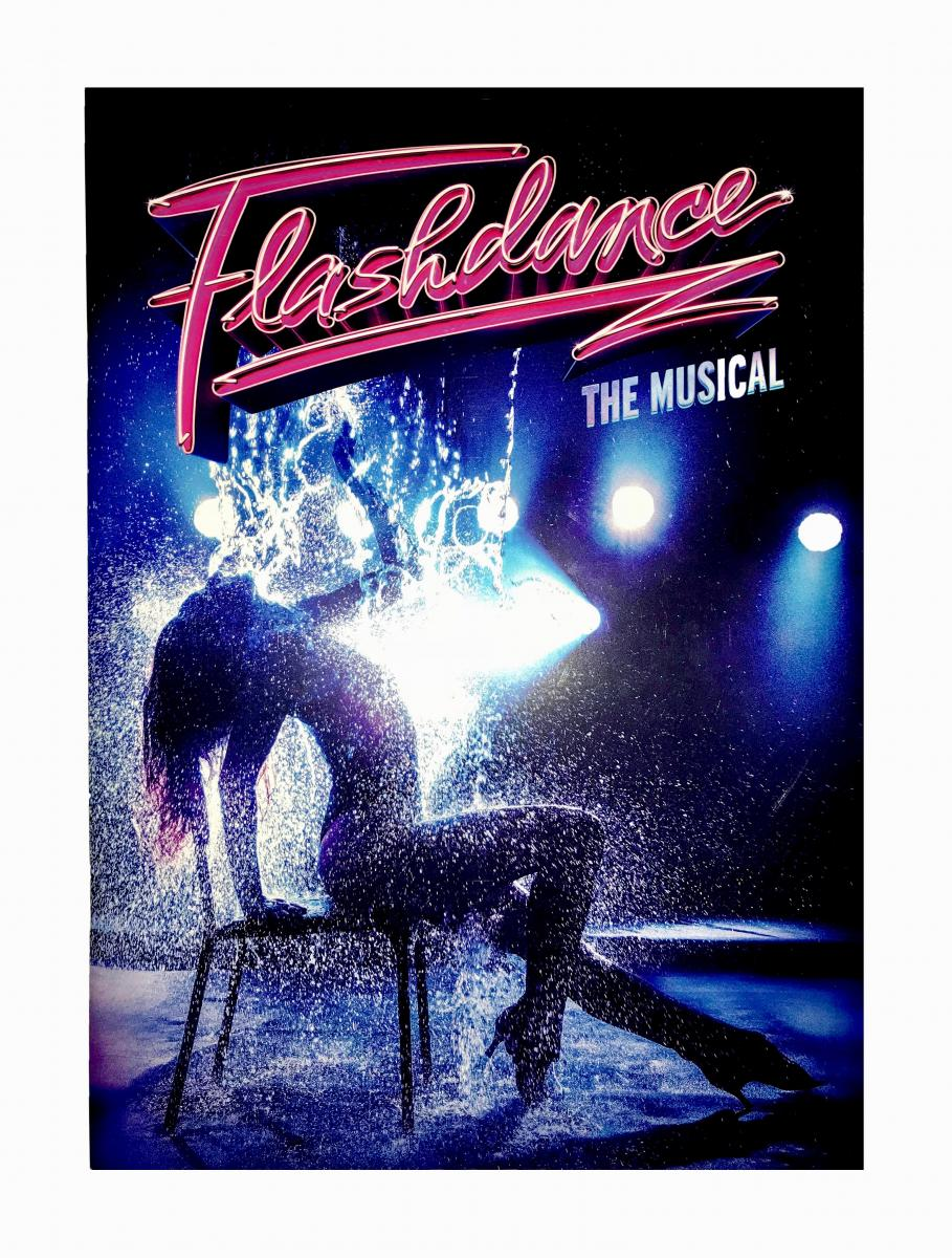 Flashdance Souvenir Brochure
