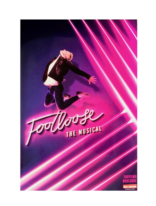 Footloose Souvenir Brochure