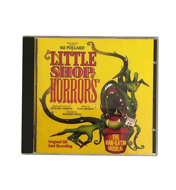 Little Shop of Horrors Original UK Cast Recording