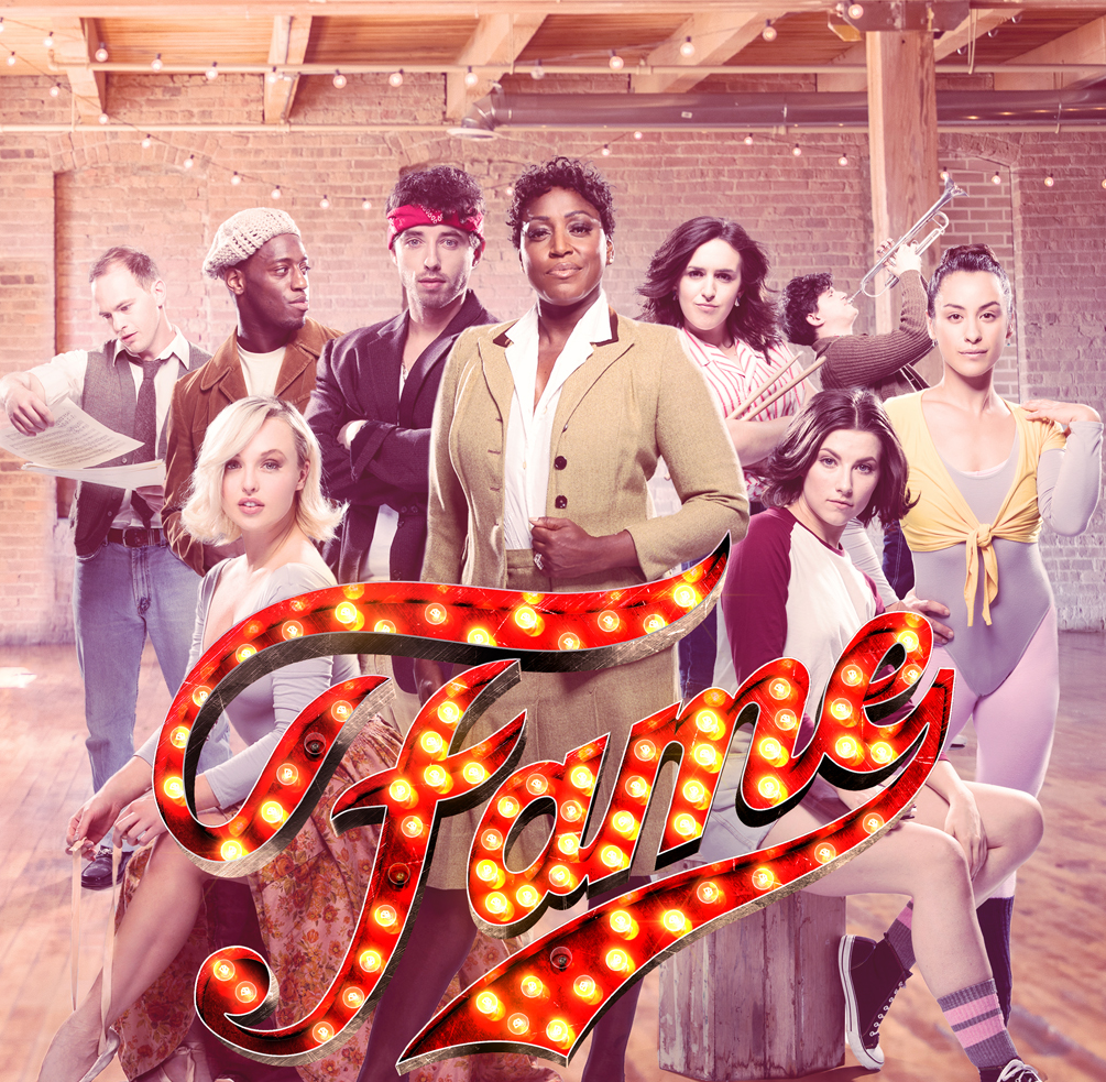 ANNOUNCEMENT: Keith Jack, Mica Paris & Jorgie Porter to star in Fame - The Musical